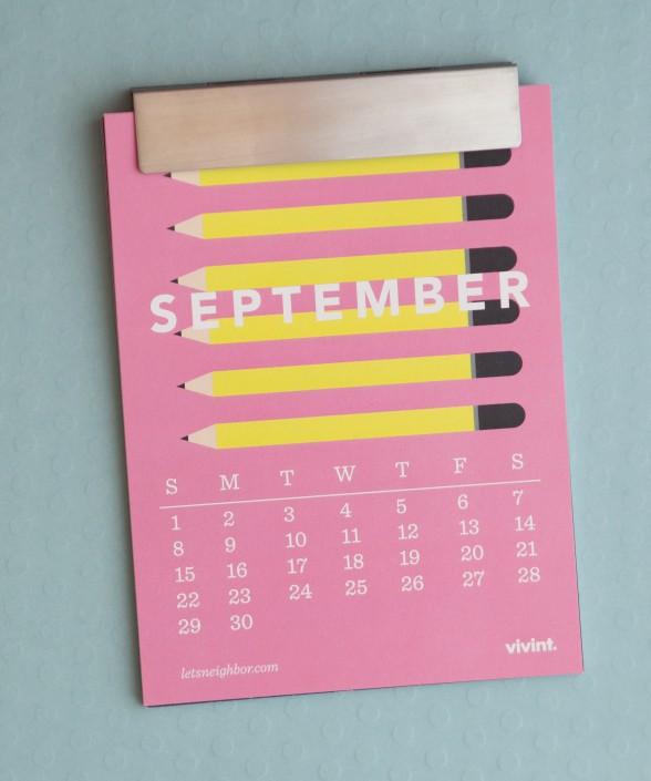 Septiembre: ¡volvemos a la carga!